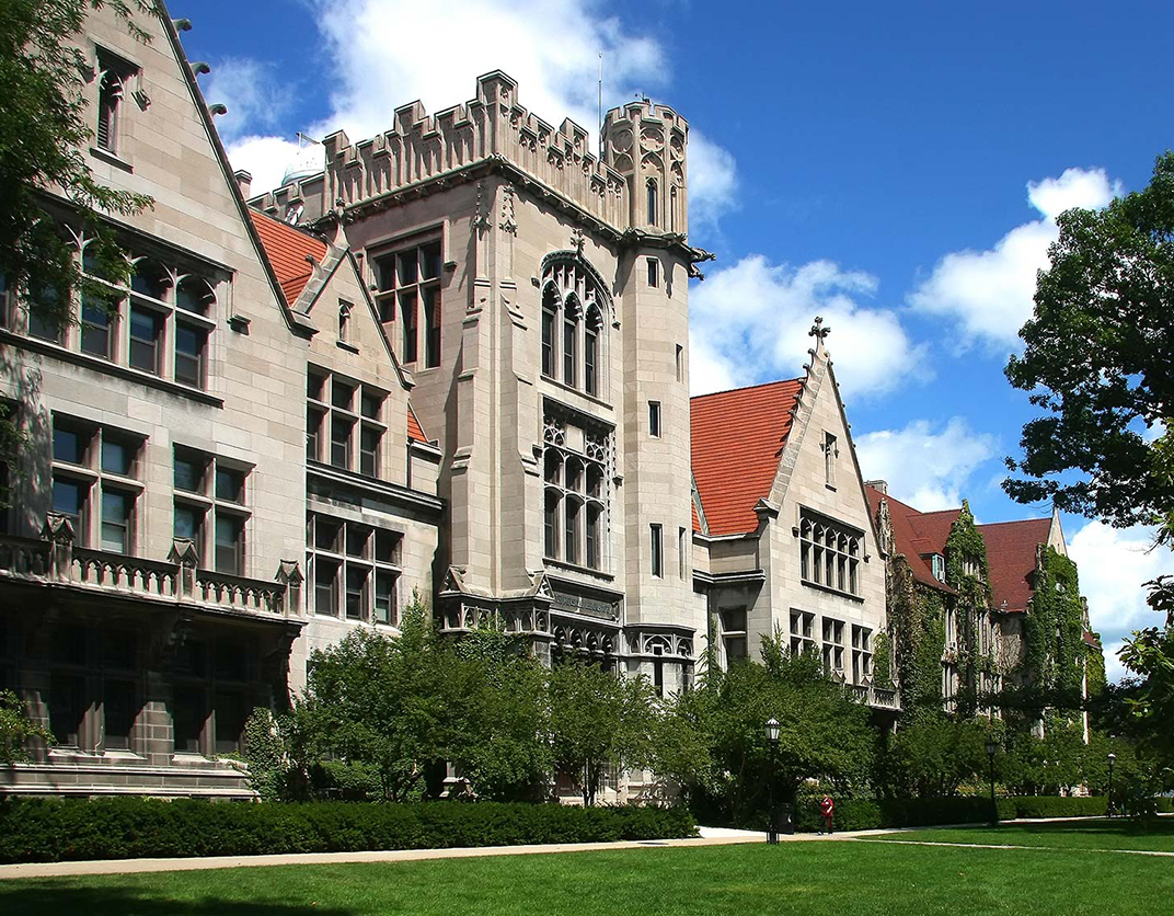 Hyde Park Towers - Chicago, IL - University of Chicago